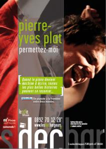 Permettez-moi avec Pierre-Yves Plat