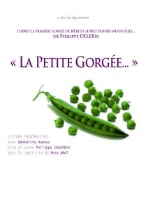 Affiche lecture gorgee 2017