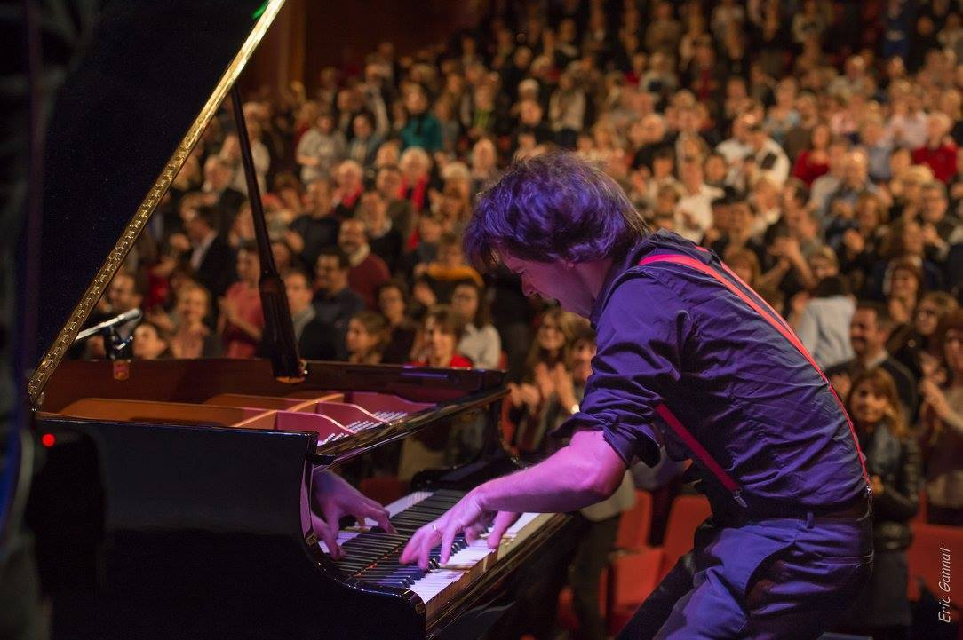 Pierre-Yves PLAT en concert, Cie Zig Zag