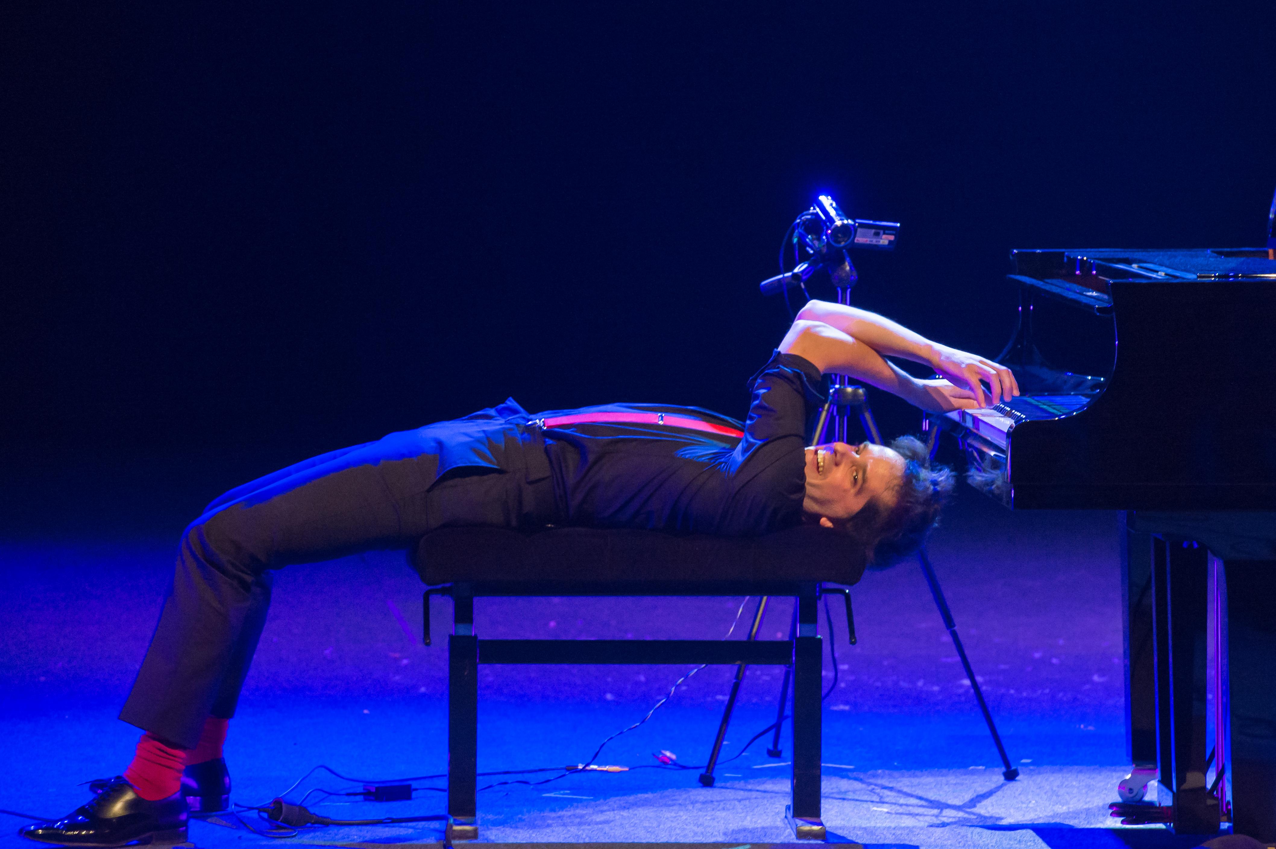 Pierre Yves Plat en concert