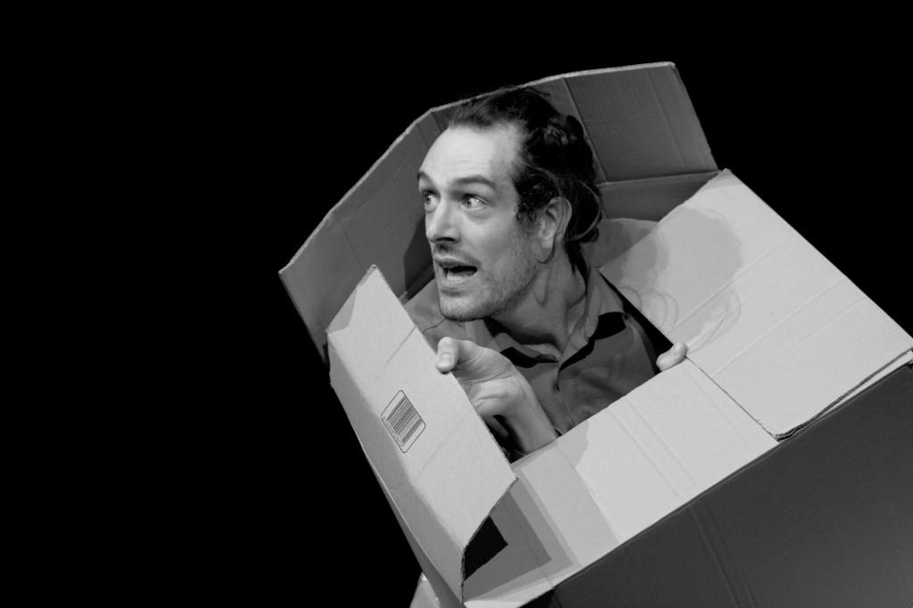 Carl Lafôret, auteur et comédien. Comédie sur l'univers de l'entreprise, Vibralex